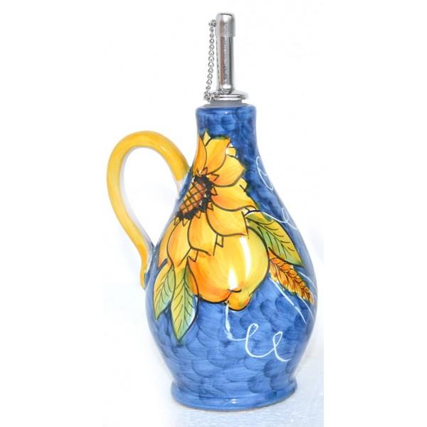 Oil Bottle Sunflower