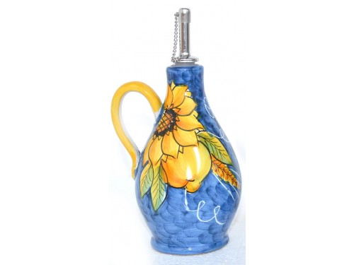 Oil Bottle Sunflower