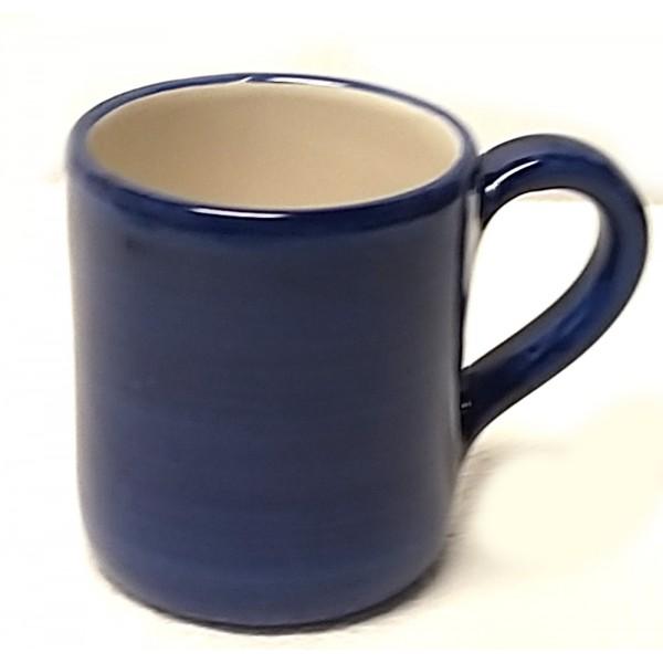Bicchiere Monocolore blu