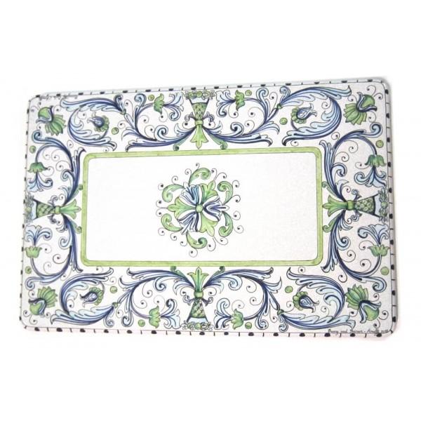 Rectangular Coffee Table Renaissance Emerald