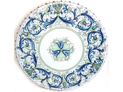 Tavolo Caffè Rinascimento Smeraldo (da 40 a 60 cm)