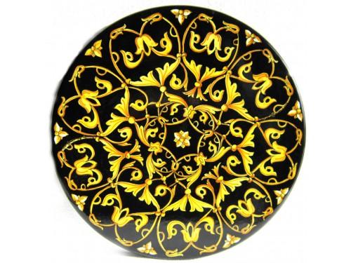 Tavolo da Pranzo Versace Nero