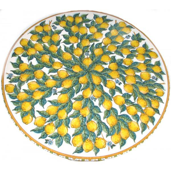 Dining Table Lemon White
