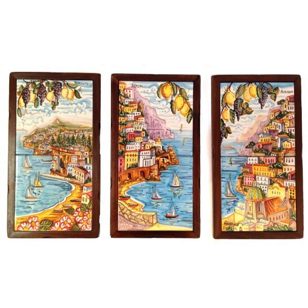 Set Sorrento - Amalfi - Positano