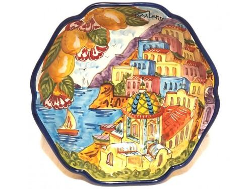 Bolo Smerlato Amalfi Blu