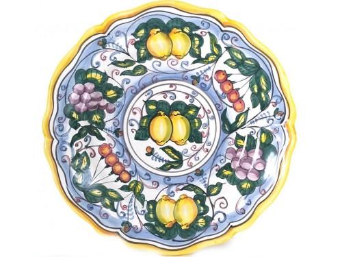 Round Plate Mix