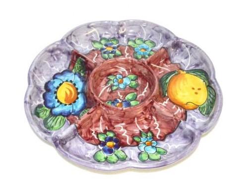 Appetizer Lemon Flower 2