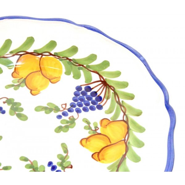 Dinner Plate Lemon Grapes