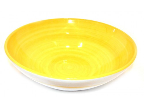 Serving Bowl yellow