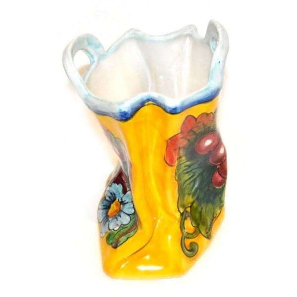 Bag Grapes (Vase - Utensil Holder)