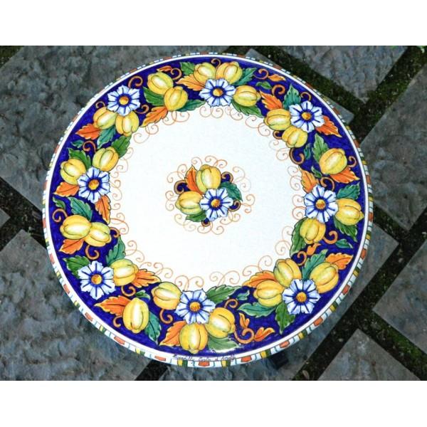 Tavolo caffè Limoni Fiori (from 16 to 23,60 inches)