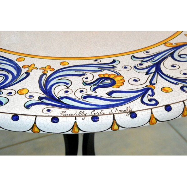 Table Gold Renaissance (from 27,55 inches to 47,20 inches)