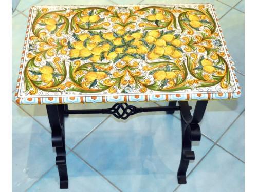 Rectangular Coffee Table Lemon P.
