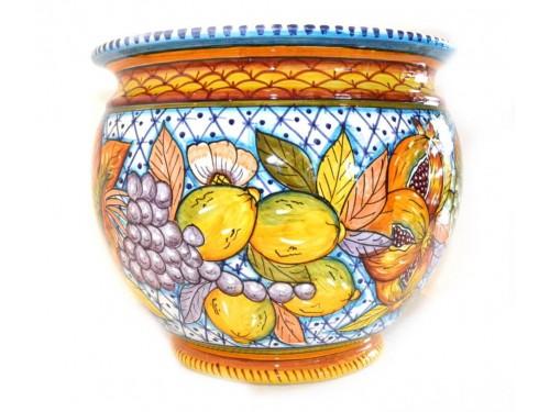 Porta fiori Frutta e Linee