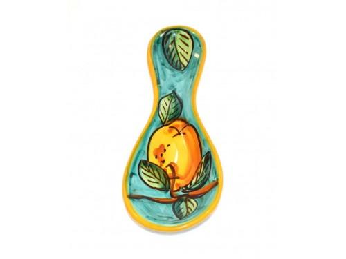 Poggia mestolo limoni verde