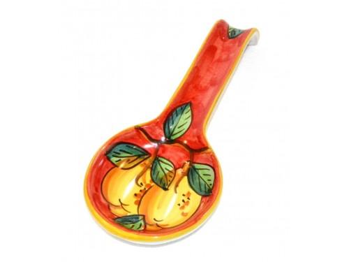 Grande Poggia mestolo limoni rosso