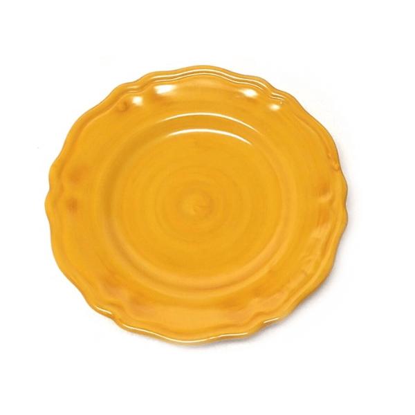 Salad Plate Yellow