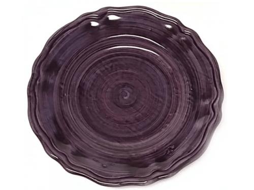 Salad Plate Purple