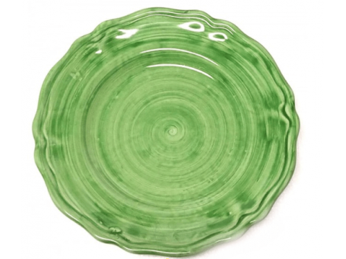 Salad Plate green