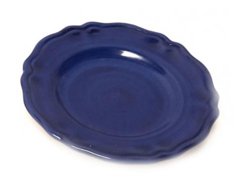 Salad Plate blue