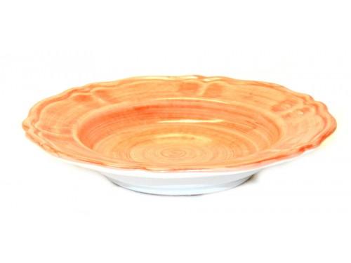 Pasta Plate Monocolor pink