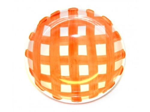 Bolo cm18 linee arancione