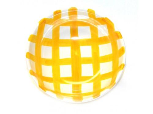 Bolo cm18 linee giallo