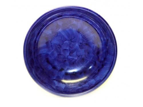 Soup bowl Monocolor blue