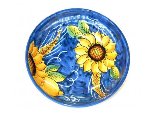 Soup bowl Sunflower