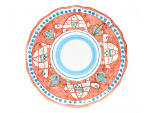 Pasta Plate Turtle Pink