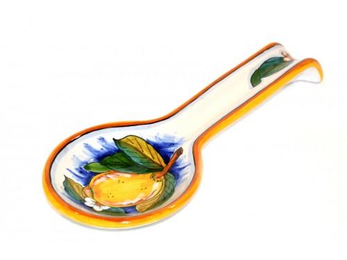 Spoon Rest Lemon Conca