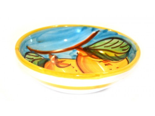 Condiment Bowl Lemon Light blue 4,70 inches