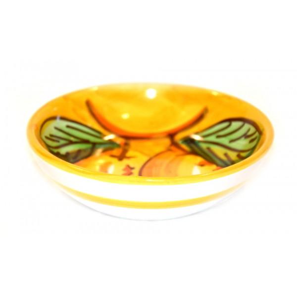 Condiment Bowl lemon yellow 4,70 inches