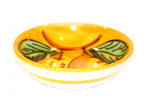 Condiment Bowl lemon yellow 4,70 inches