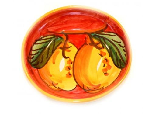 Bolo condimenti 12cm Limoni rosso