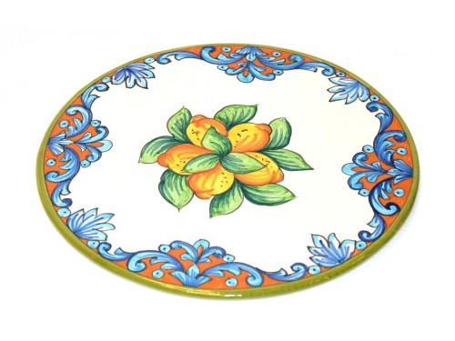 Piatto Torta Limoni Versione 1 (30 cm)
