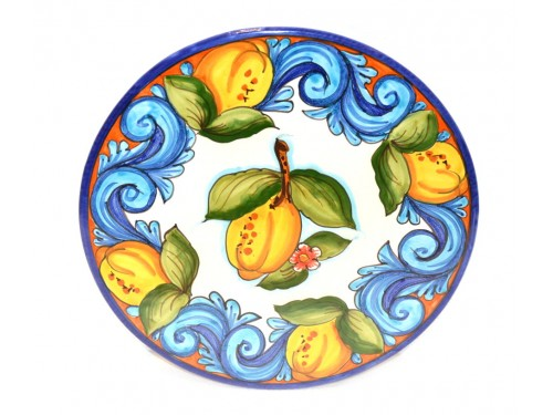 Cake Plate Lemon version 2 (11,80 inches)