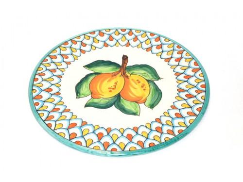 Piatto Torta Limoni Versione 3 (30 cm)
