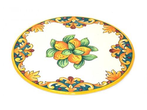 Piatto Torta Limoni Versione 4 (30 cm)