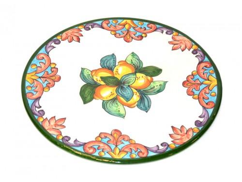 Piatto Torta Limoni Versione 5 (30 cm)