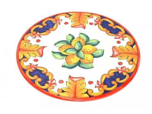 Piatto Torta Limoni Versione 6 (30 cm)