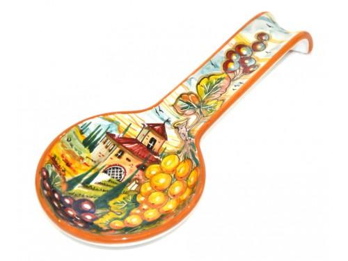 Spoon Rest Boccia Grapes