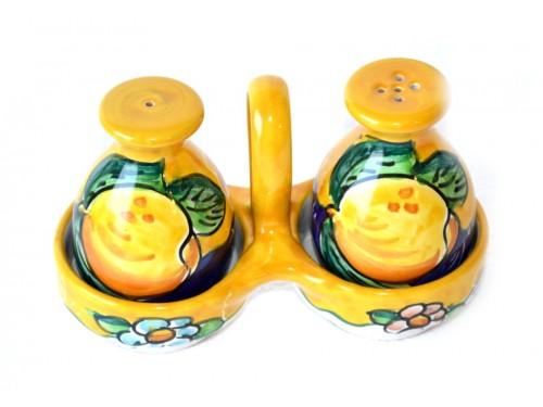 Sale e Pepe Limoni fiori giallo
