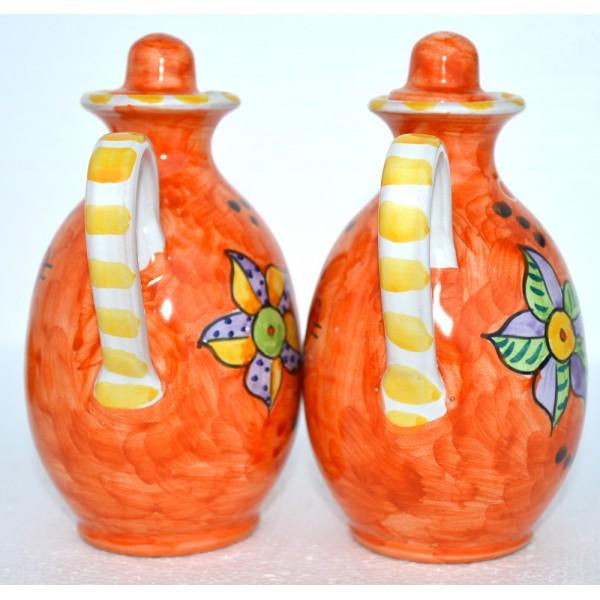 Oil & Vinegar Fishes Orange