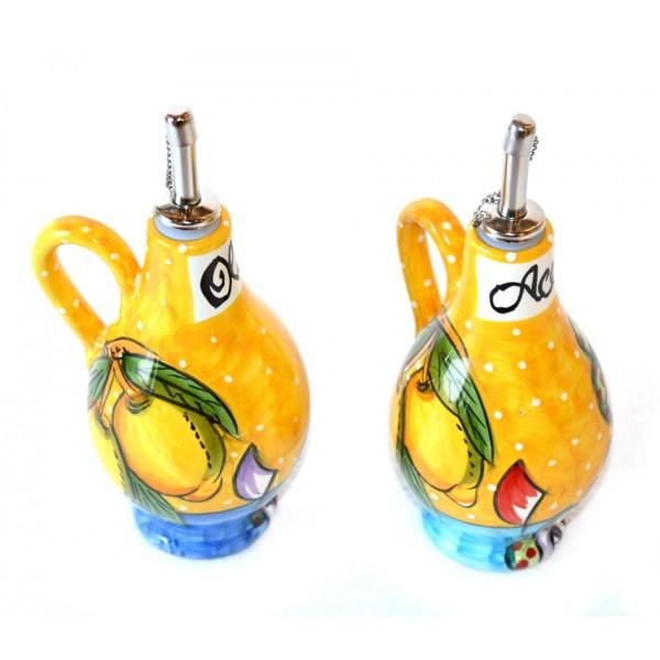 Oil & Vinegar Houses yellow