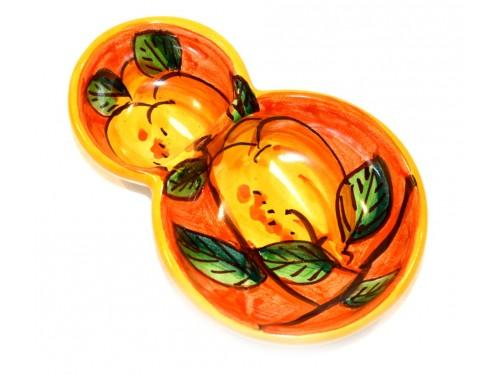 Doppio bolo limoni arancione