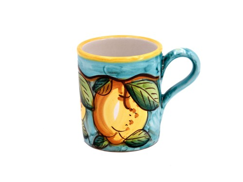 Mug Lemon green