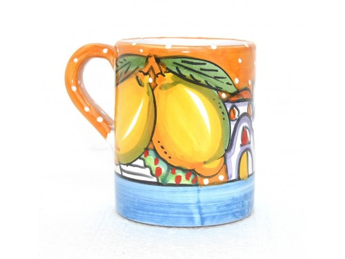 Mug Houses orange