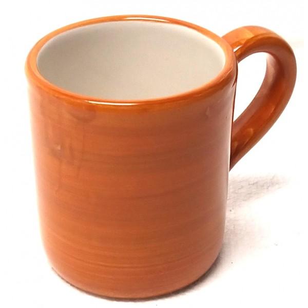 Mug Monocolor orange
