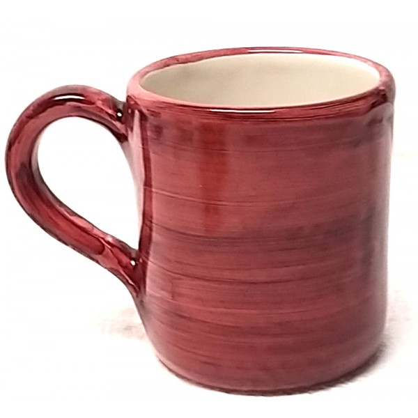 Mug Monocolor purple